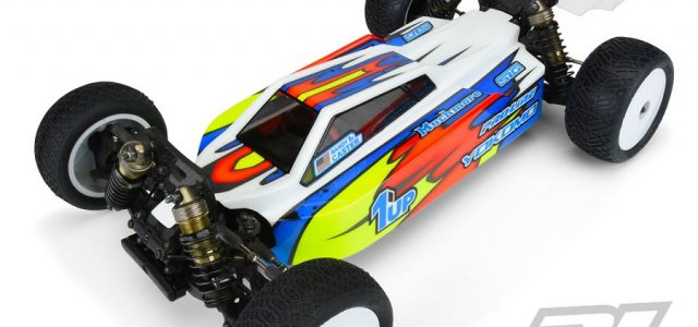 Pro-Line Axis Light Weight Clear Body For The Yokomo YZ-4