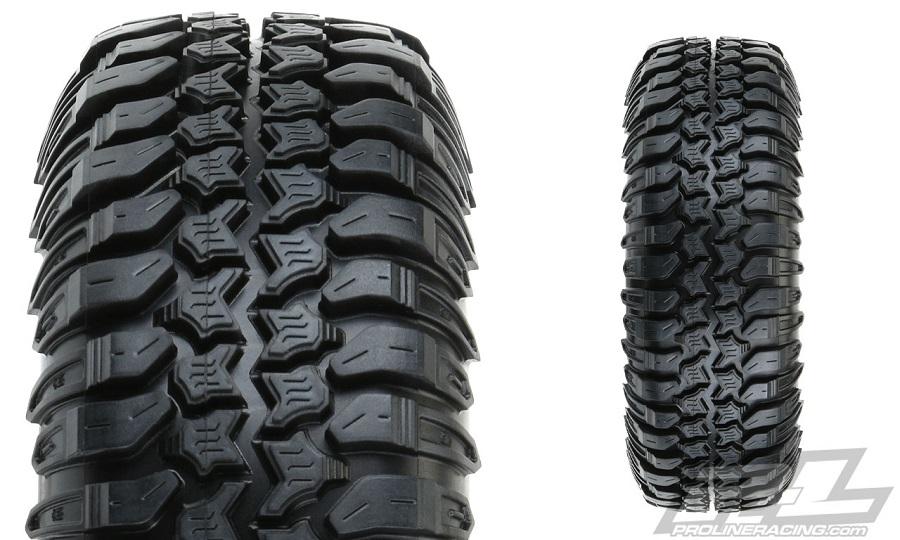 "Pro-Line Interco TrXus M/T 1.9"" G8 Rock Terrain Truck Tires"