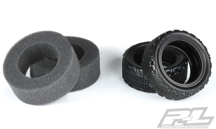 "Pro-Line Prism 2.0 2.2"" 4WD Off-Road Carpet Buggy Front Tires"
