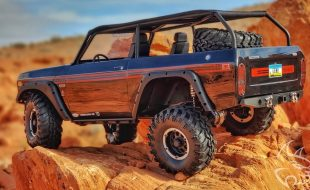 Redcat International Scout II Gen8 AXE Edition RTR Crawler [VIDEO]