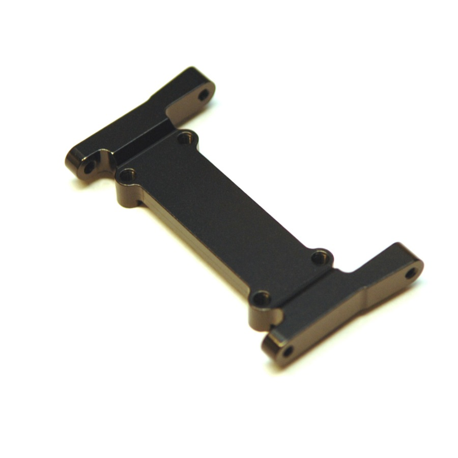 STRC Aluminum & Brass Diff Covers & Battery Tray Holder Brace For The Element Enduro