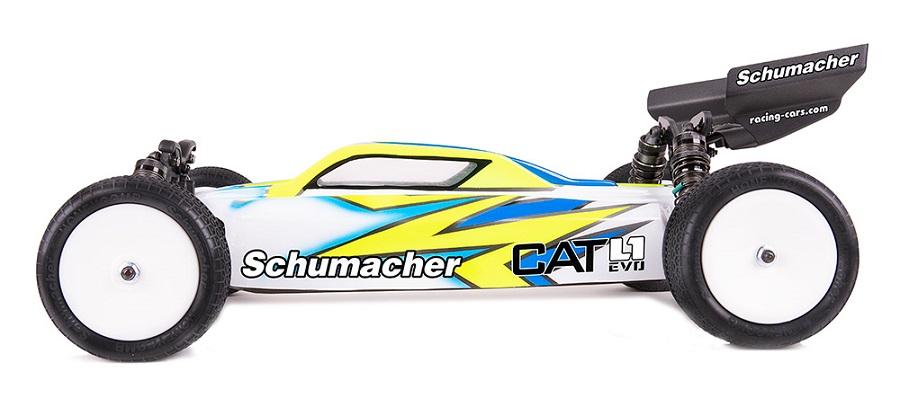 Schumacher CAT L1 EVO 1/10 4WD Electric Buggy Kit