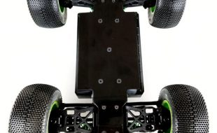 TBR Chassis Skid For The HPI Savage XS Flux