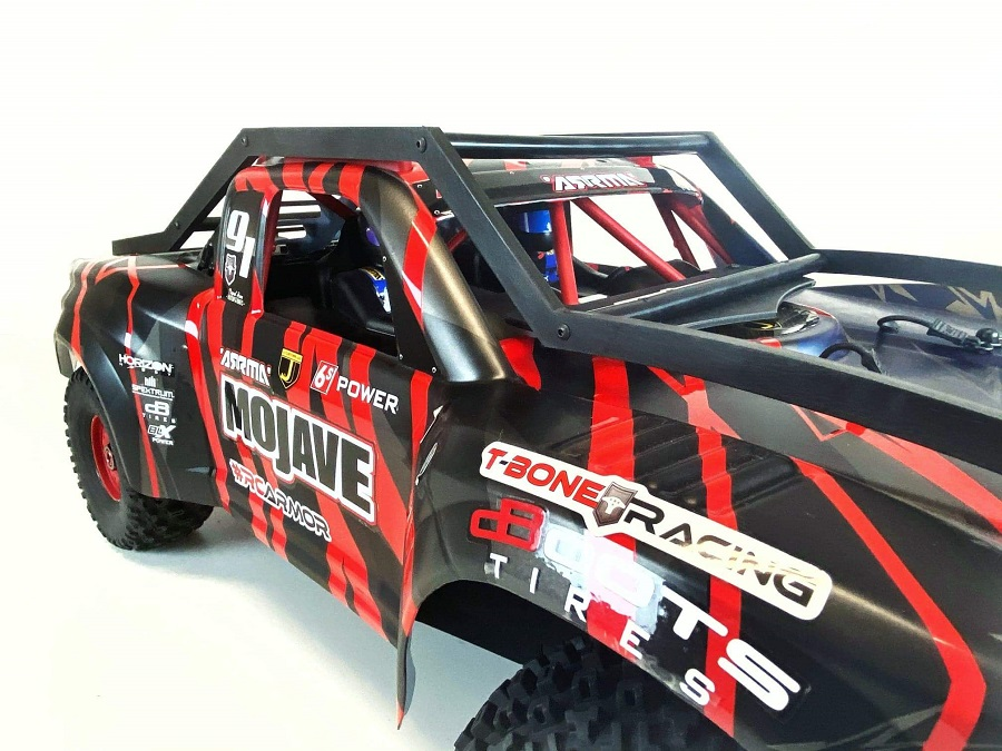 TBR R1 EXO Roll Cage For The ARRMA Mojave