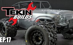 Tekin Builds Ep. 17 – Pro-Line Pro-MT 4×4 Monster Truck Electronics Install [VIDEO]