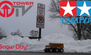 Tower TV: Tamiya King Yellow 6×6 School Bus [VIDEO]