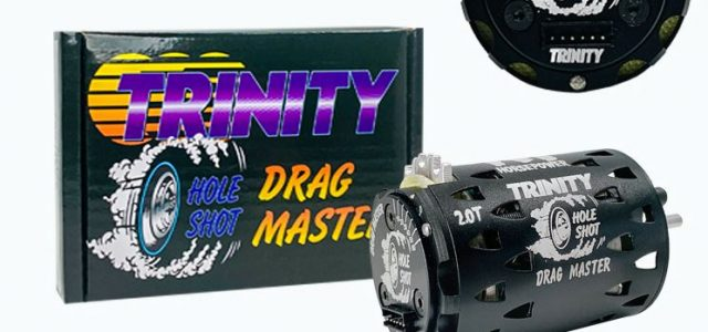 Trinity Drag Master Holeshot Brushless Motors