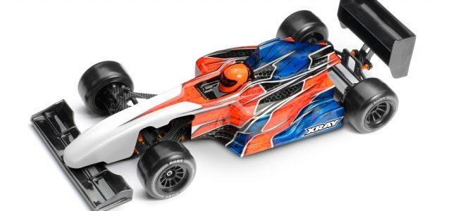 XRAY X1'20 1/10 Formula Car Kit