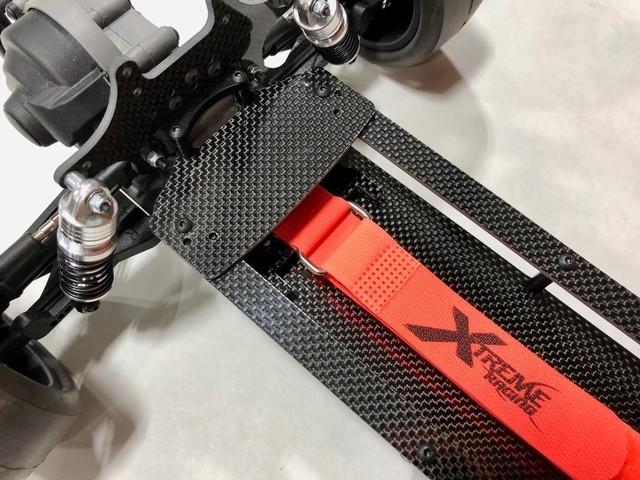 Xtreme Racing No Prep Drag Car Traxxas Rustler/Slash CF Conversion Kit