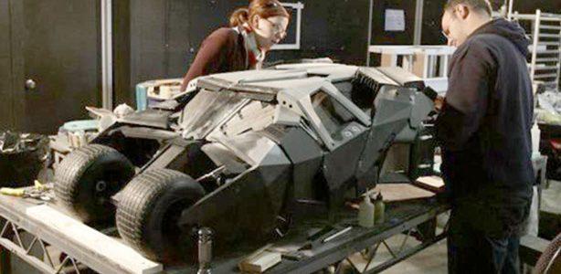 Amazing RC: Batman's Giant-Scale Movie Miniatures