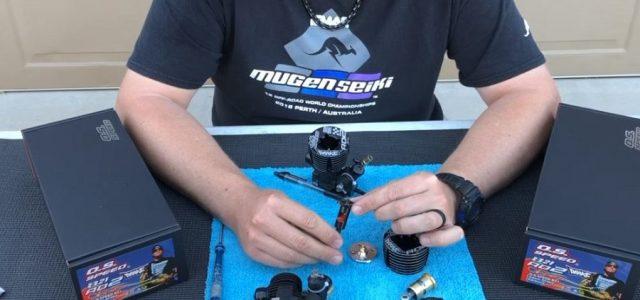 Adam Drake Discusses The OS Speed B21AD2 Nitro Engine [VIDEO]