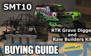 Buying Guide: Axial 1/10 SMT10 Monster Truck Platform [VIDEO]