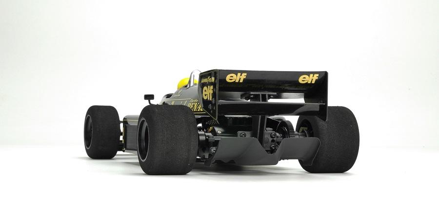 Carisma CRF-1 Classic Team Lotus Type 98T 1/10 2WD Kit