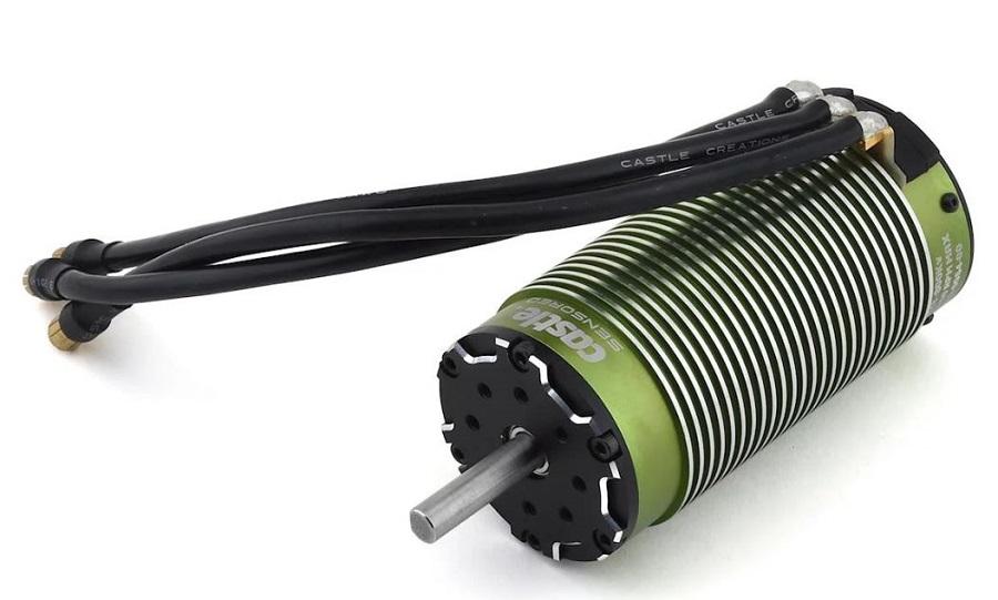 Castle Creations 2028 Extreme 1/5 Scale Sensored Brushless 800Kv Motor