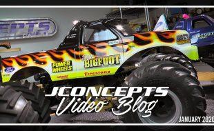 JConcepts Vlog – Monster Trucks [VIDEO]