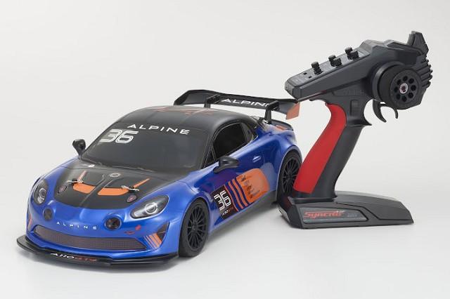 Kyosho FW06 Alpine GT4 4WD Readyset