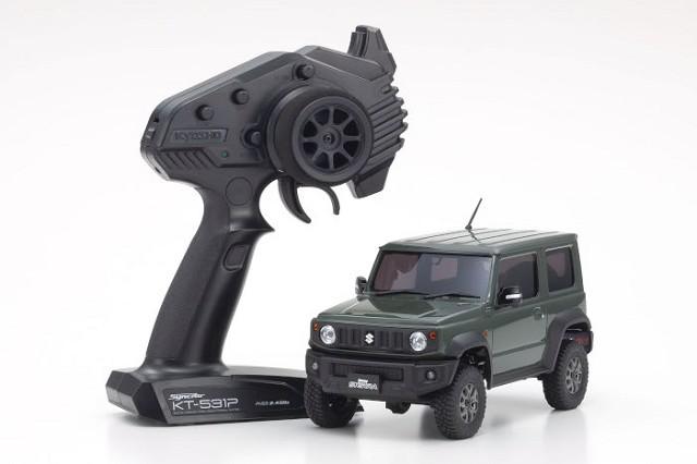 Kyosho Mini-Z 4×4 Readyset Series