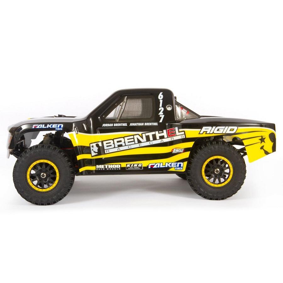 Losi 1/10 TENACITY TT Pro 4WD RTR