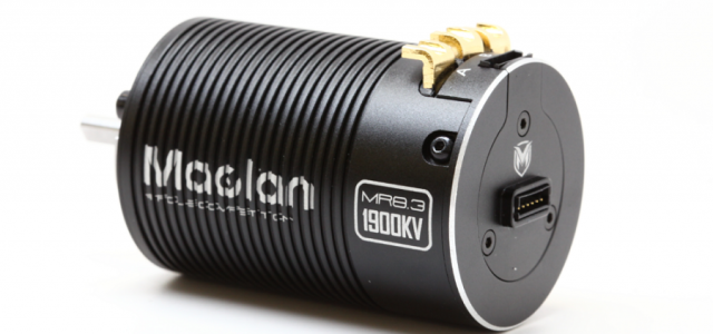 Maclan MR8.3 1/8 Competition Brushless Motor