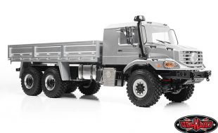 RC4WD 1/14 Overland 6×6 RTR RC Truck With Utility Bed [VIDEO]