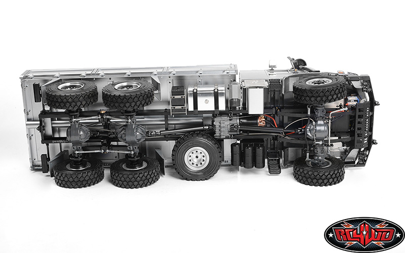 RC4WD ​114 Overland 6x6 RTR RC Truck With Utility Bed