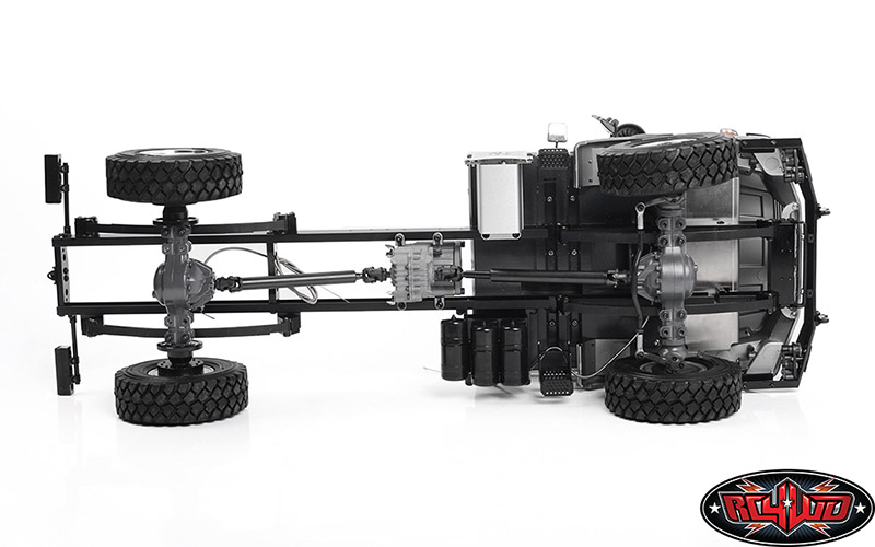 RC4WD 1/14 Overland 4x4 ARTR RC Truck