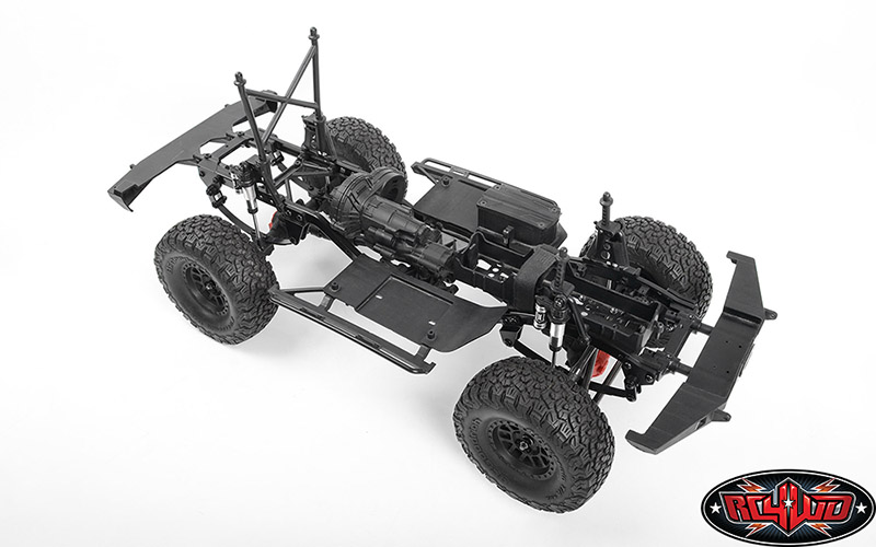 RC4WD Leaf Spring Conversion Kit for Axial SCX10-II