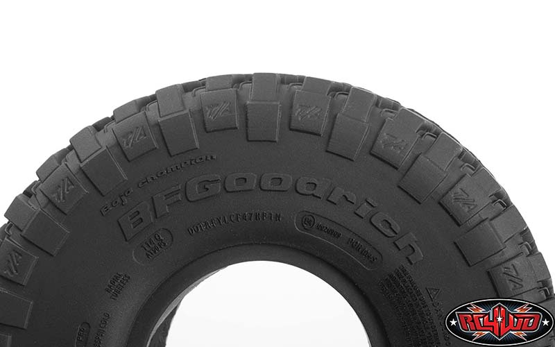 RC4WD Now Offering BFGoodrich Licensed Tires