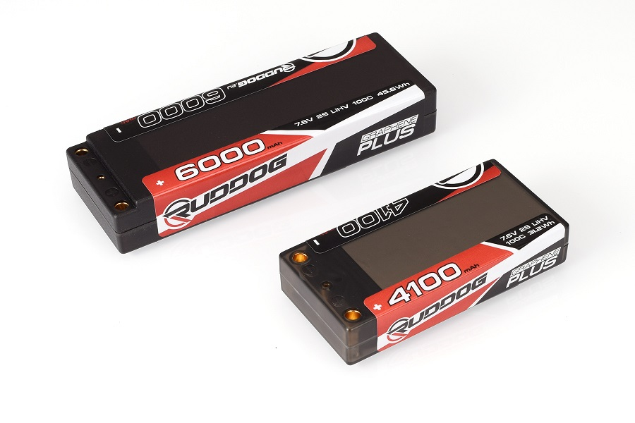 RUDDOG LCG Graphene Plus Batteries