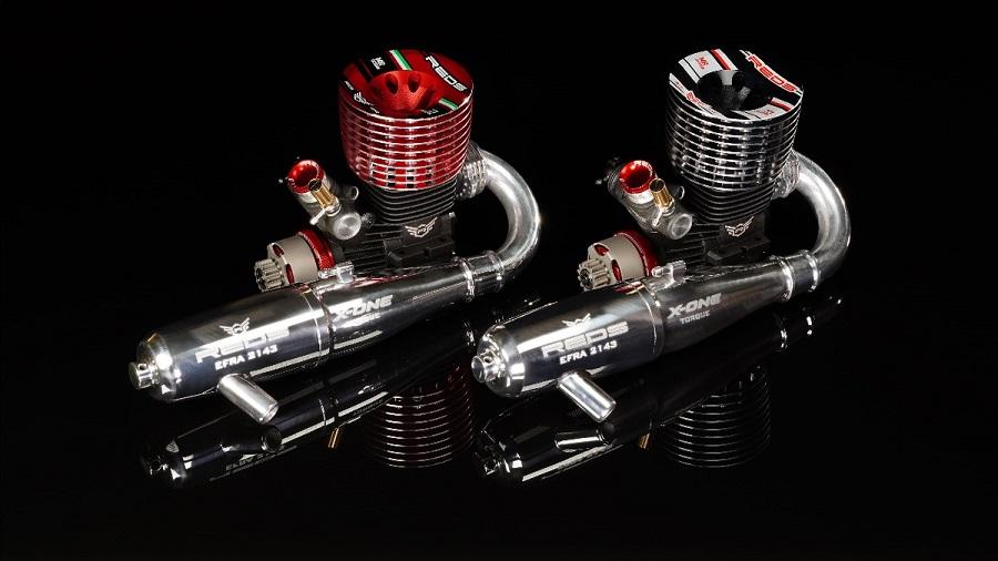 Reds 721 SCUDERIA GEN2 Nitro Engine