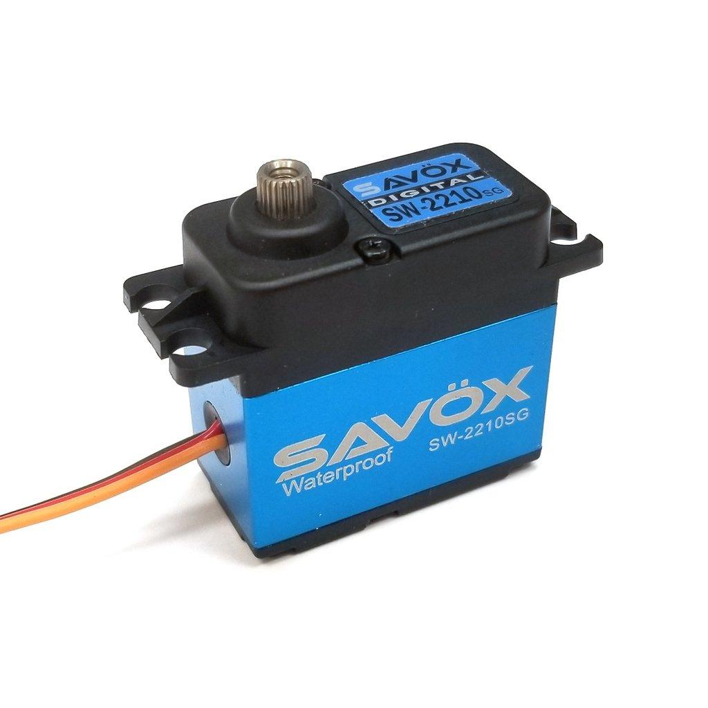 Savox Waterproof High Voltage Servos