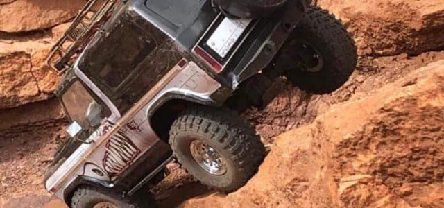 Beefed up Bronco