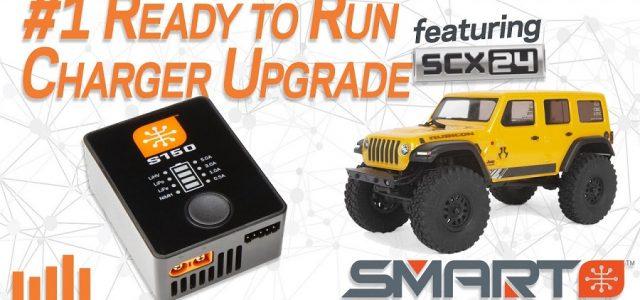 Spektrum Smart Technology – S150 Mini Smart Charger [VIDEO]