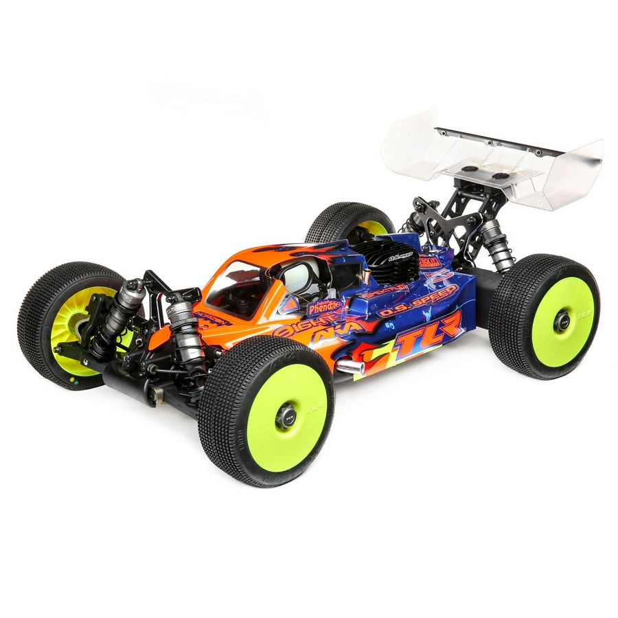 TLR 1/8 8IGHT-X 4WD Nitro Buggy Elite Race Kit