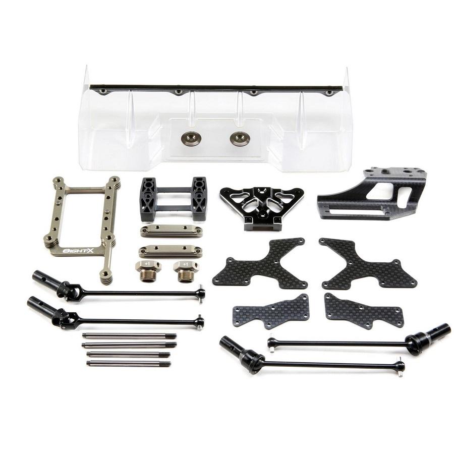 TLR 1/8 8IGHT-X 4WD Nitro Buggy Elite Race Kit