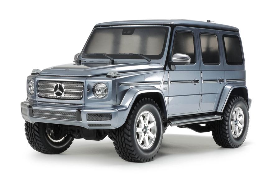 Tamiya Mercedes-Benz G 500 CC-02 (Cross Country 2)