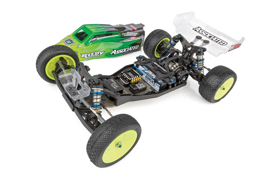 Team Associated RC10B6.2 & B6.2D Team Kits
