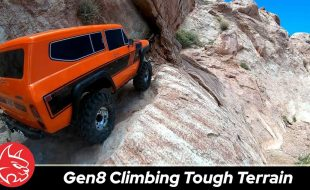 Tough Climbs With The Redcat Racing Gen8 Scout II [VIDEO]
