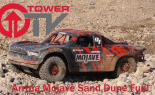 Tower TV: Arrma Mojave Sand Dune Fun [VIDEO]