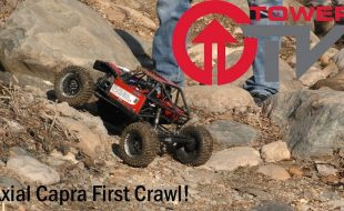 Tower TV: Axial Capra [VIDEO]