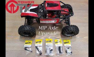 Tower TV: Axial Capra MIP Axle Upgrade [VIDEO]