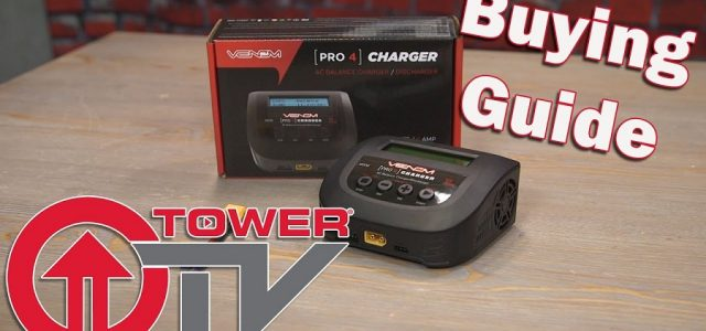 Tower TV Buying Guide: Venom Pro 4 AC Balance Charger/Discharger [VIDEO]