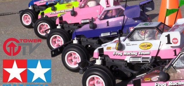 Tower TV: Tamiya Comical Frog Race [VIDEO]