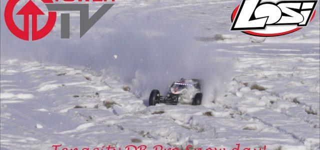 Tower TV: Tenacity DB Pro Snow Day [VIDEO]