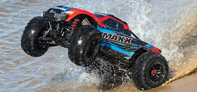 Traxxas Maxx Now Available In 2 New Colors [VIDEO]