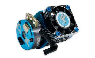 Trinity D8.5 Aluminum Motor Cooling Fan & Mount