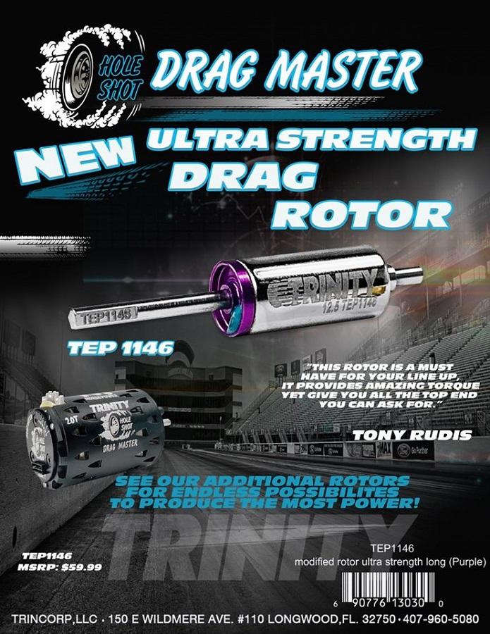 Trinity Hi Torque Drag Rotor