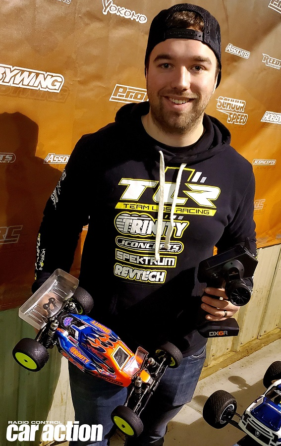 Online Coverage Of The JConcepts INS10 - Winter Indoor Nationals