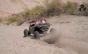 Axial ST28 Razor FR Paddle RR Tire Set [VIDEO]