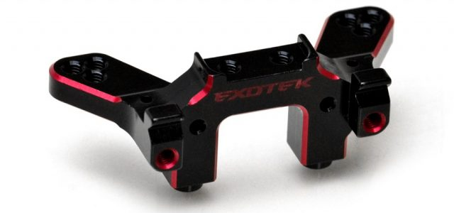 Exotek Rear Laydown Bulkhead For The Kyosho RB7